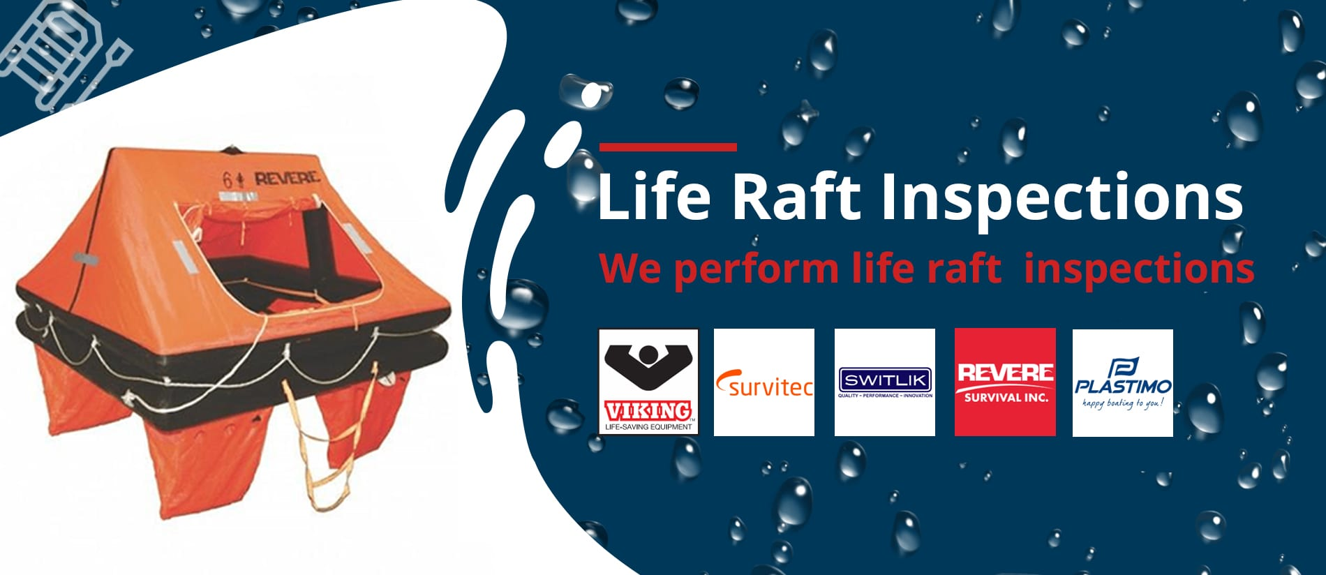 Life Raft Inspections